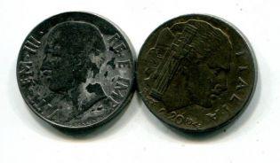 20 чентезимо 1913 год Италия