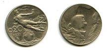 20 чентезимо 1921 год Италия