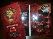 Альбом  для монет СССР регулярный выпуск