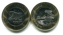 200 форинтов 2009 год (биметалл) Венгрия