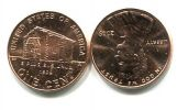 1 цент 2009 год (Линкольн, Кентуки) США