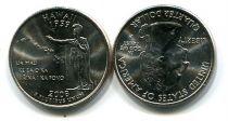 25 центов (квотер) 2008 год (Гаваи) США