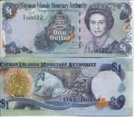 1 доллар 2010 год Каймановы острова