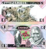 1 квач Замбия