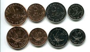Набор монет Катара
