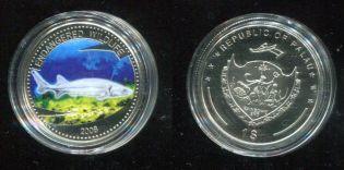 1 доллар 2008 год Палау