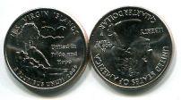 25 центов (квотер) 2009 год (Виргинские о-ва) США