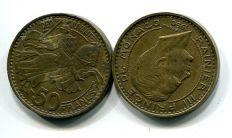 50 франков 1950 год Монако