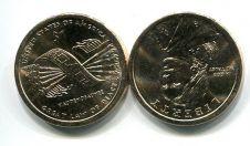1 доллар 2010 год (мир) США
