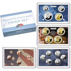 ����� ����� ��� 2009 ��� United States Mint Proof Set