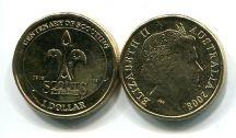 1 доллар 2008 год (движение скаутов) Австралия