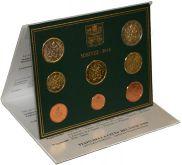 Набор монет Ватикана, евро 2018 год, регулярный