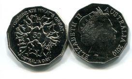 50 центов 2010 год Австралия
