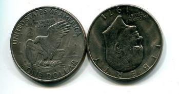 1 доллар Эйзенхауэр США