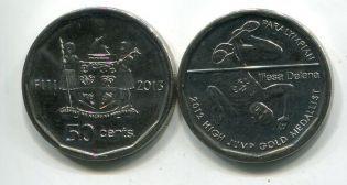 1 шиллинг (года разные) Фиджи