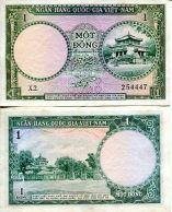 1 донг Вьетнам 1956 год
