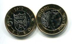 5 евро (Суоми, 2010 год) Финляндия