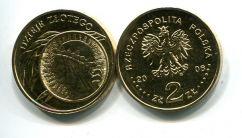 2 злотых 2006 год Польша
