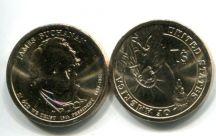 1 доллар 2010 год (Д.Бьюкенен) США