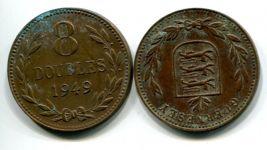 8 доблес 1947, 1949 год Гернси