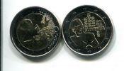 2 евро 2011 год (100 лет со дня рождения Франца Розмана) Словения