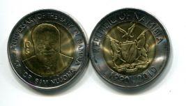 10 долларов 2010 год Намибия
