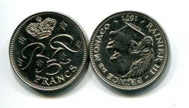 5 франков 1971 год Монако