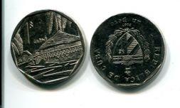 1 песо (года разные) Куба