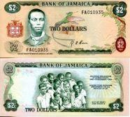 2 доллара Ямайка