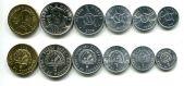 Набор монет Кубы из 5 штук