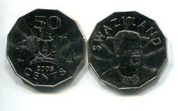 50 центов 2005 год Свазиленд