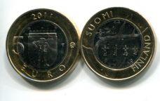5 евро (Лапландия, 2011 г.) Финляндия