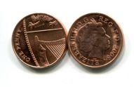 1 пенни Великобритания