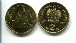 2 злотых 2006 год (Честохова церковь) Польша