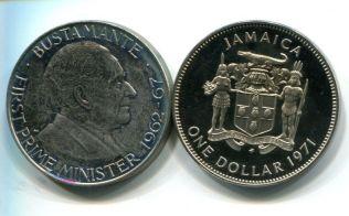 1 доллар (Бустаманте) Ямайка