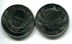 1 доллар 2003 год Восточные Карибы