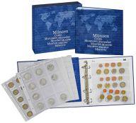 Альбом для разных монет Karat Basic с листами