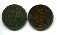1 цент 1871 год (остров Принца Эдуарда) Канада