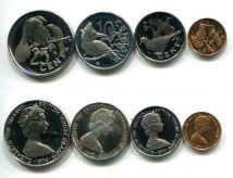 Набор монет Виргинских островов