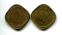 2 анны 1941 год Индия