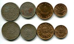Набор монет Тимора (португальского) 1970 год