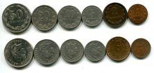 Набор монет Аргентины