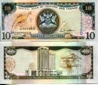 10 долларов 2006 год Тринидад и Тобаго