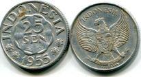 25 сен 1957 год Индонезия