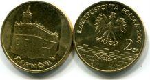 2 злотых 2007 год (Тарнов) Польша