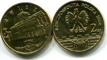 2 злотых 2008 год (Лович) Польша