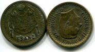 1 франк Монако