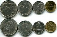 Набор монет Португалии (хоккей)