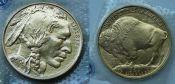 50 долларов бизон 2006 год F США, золото