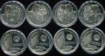 Набор монет Беларуси 2010 год (Операция Багратион)